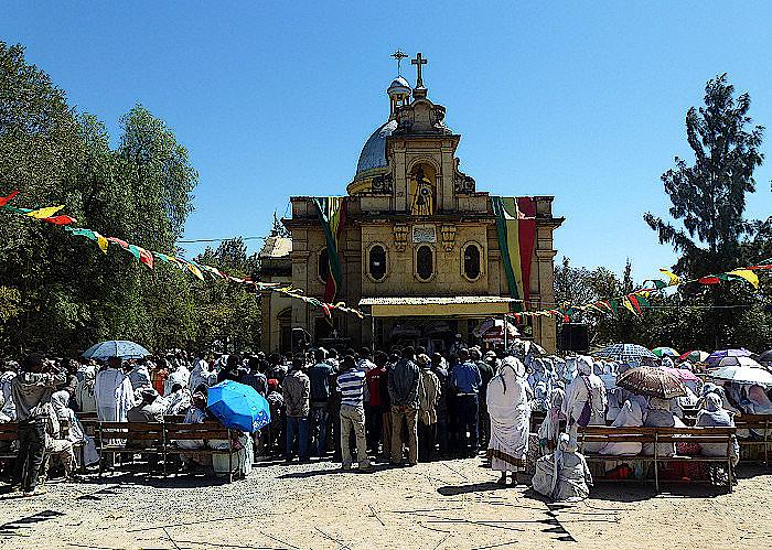 Kirche und Gottesdienst in Harar
