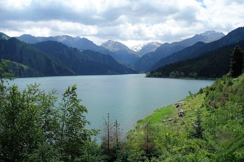 Himmelssee-Tianshan-Gebirge