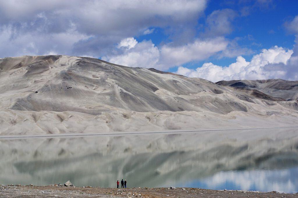 Pamir-Gebirge-in Xinjiang