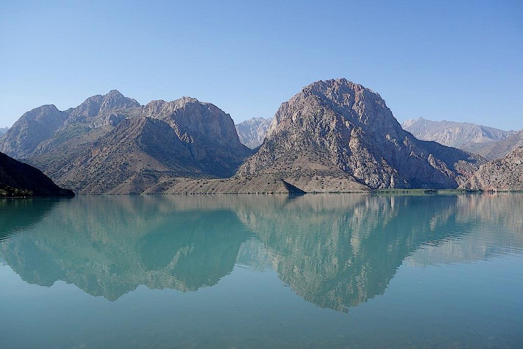 Iskanderkul-Turkmenistan