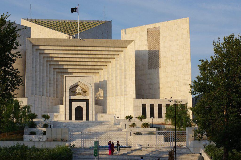 Islamabad-Oberster-Gerichtshof