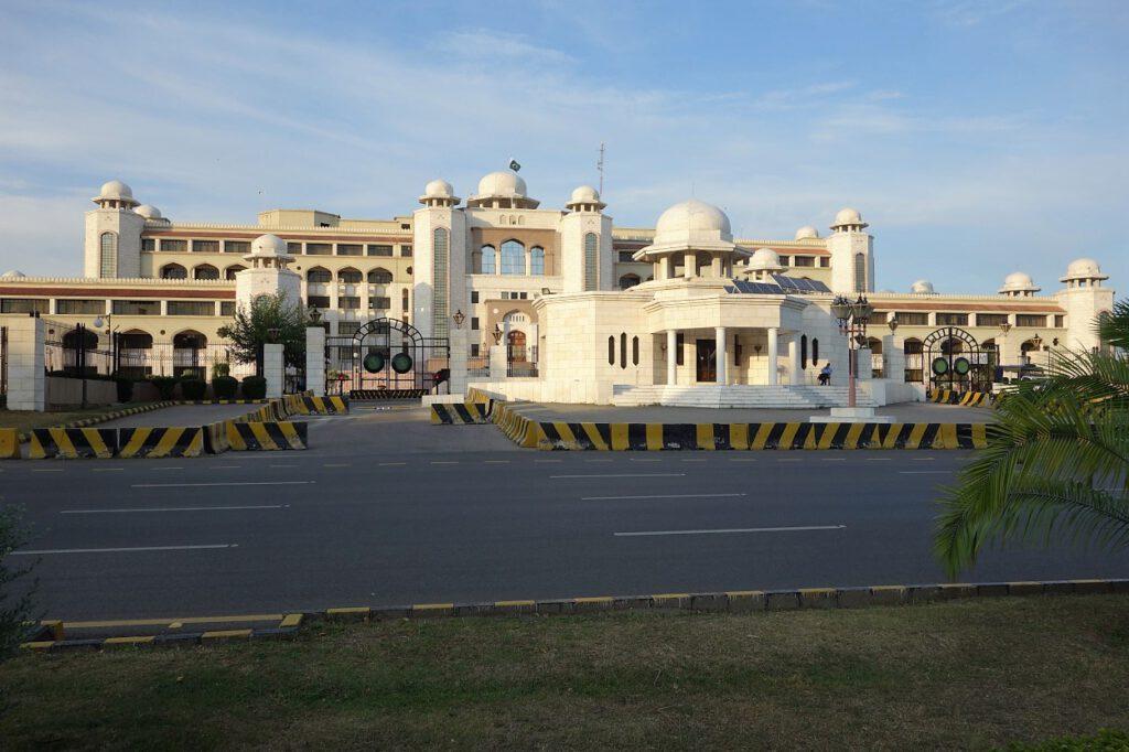 Islamabad-Regierungssitz
