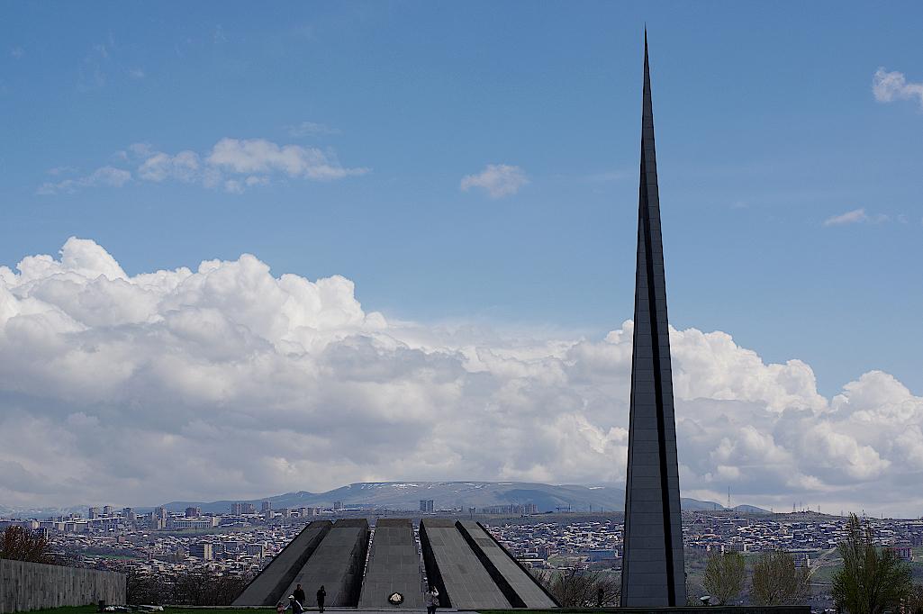 Jerewan-Genoziddenkmal