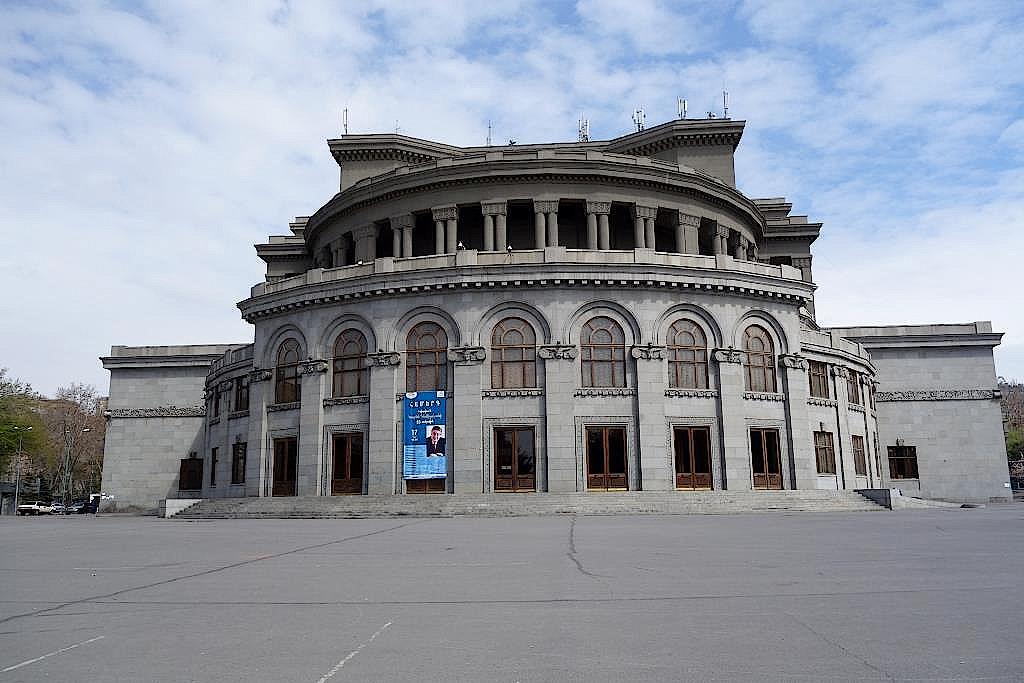 Jerewan-Opernhaus