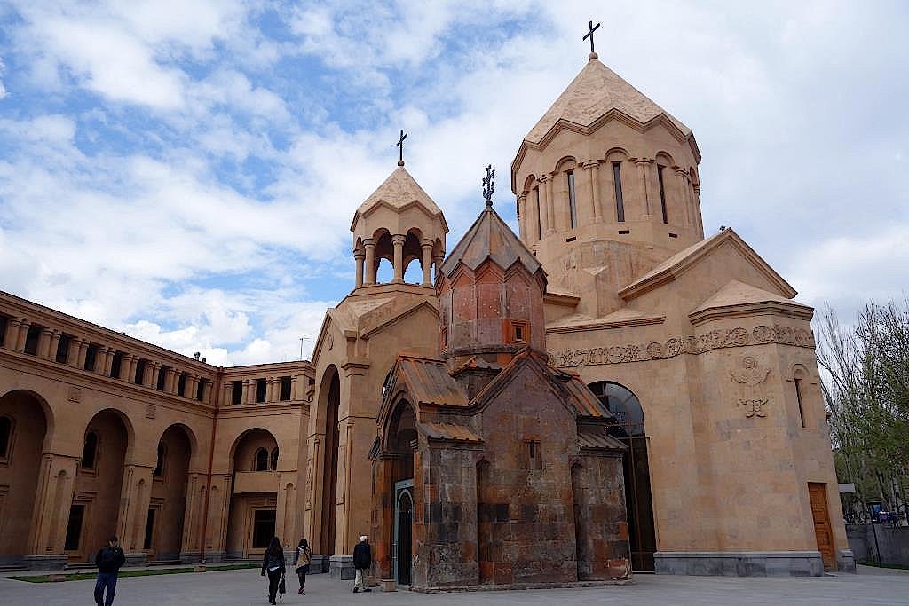 Jerewan-Sankt-Anna-Kirche