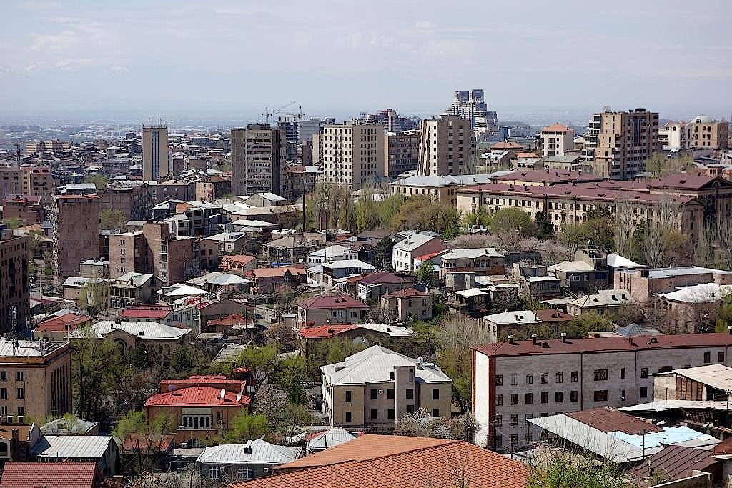Jerewan-Armenien
