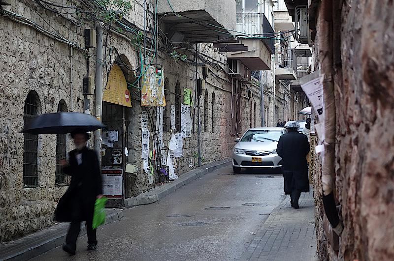 Im Viertel der Orthodoxen