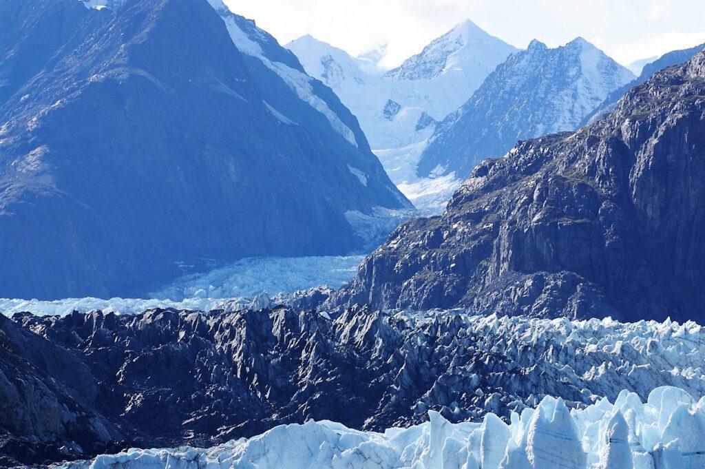 Johns-Hopkins-Gletscher-Alaska