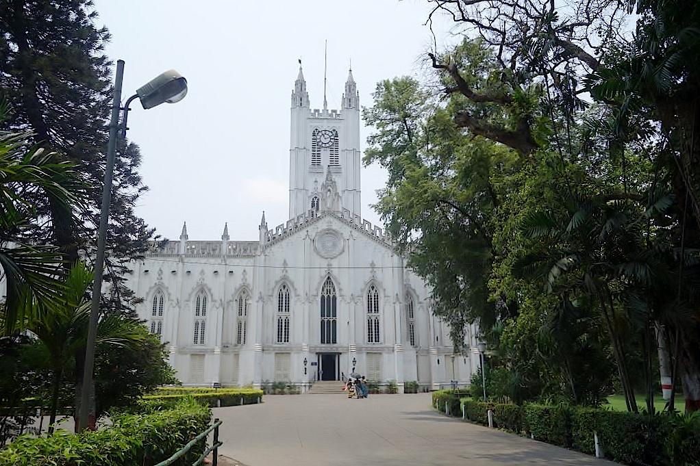Kalkutta-Kathedrale