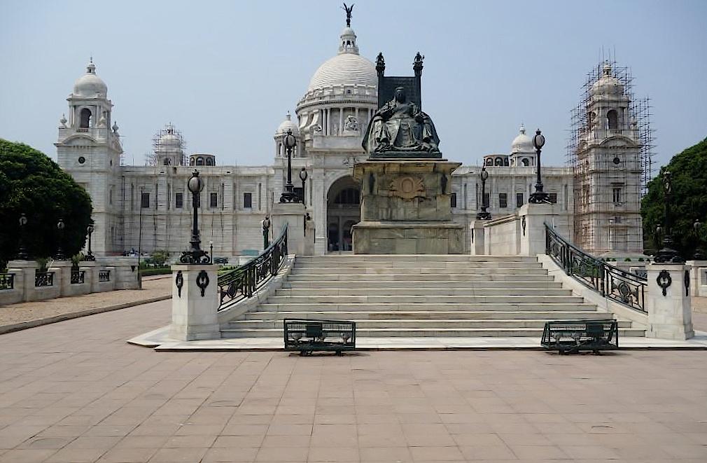 Kalkutta-Victoria-Memorial-Hall