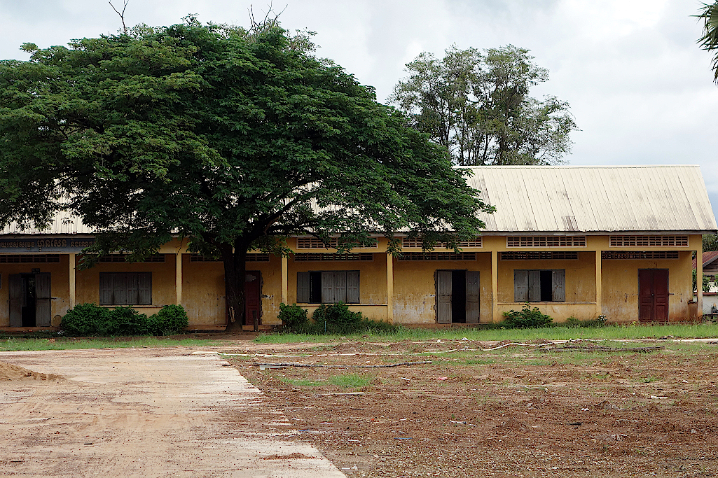Kambodscha-Along-Veng-Schule
