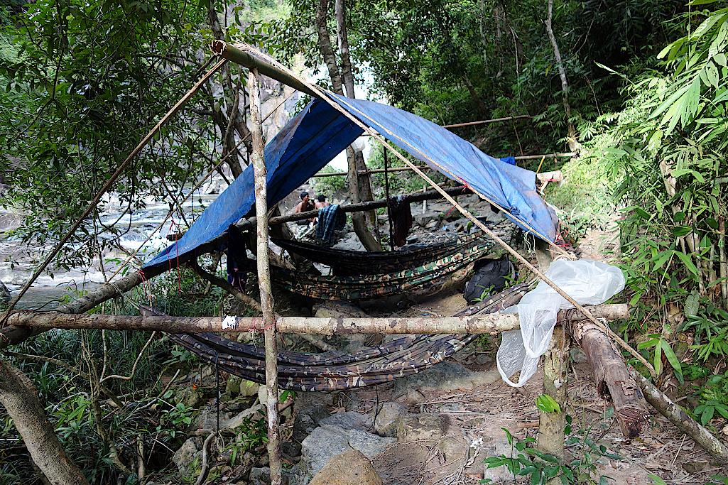 Kambodscha-Dschungel-Camp