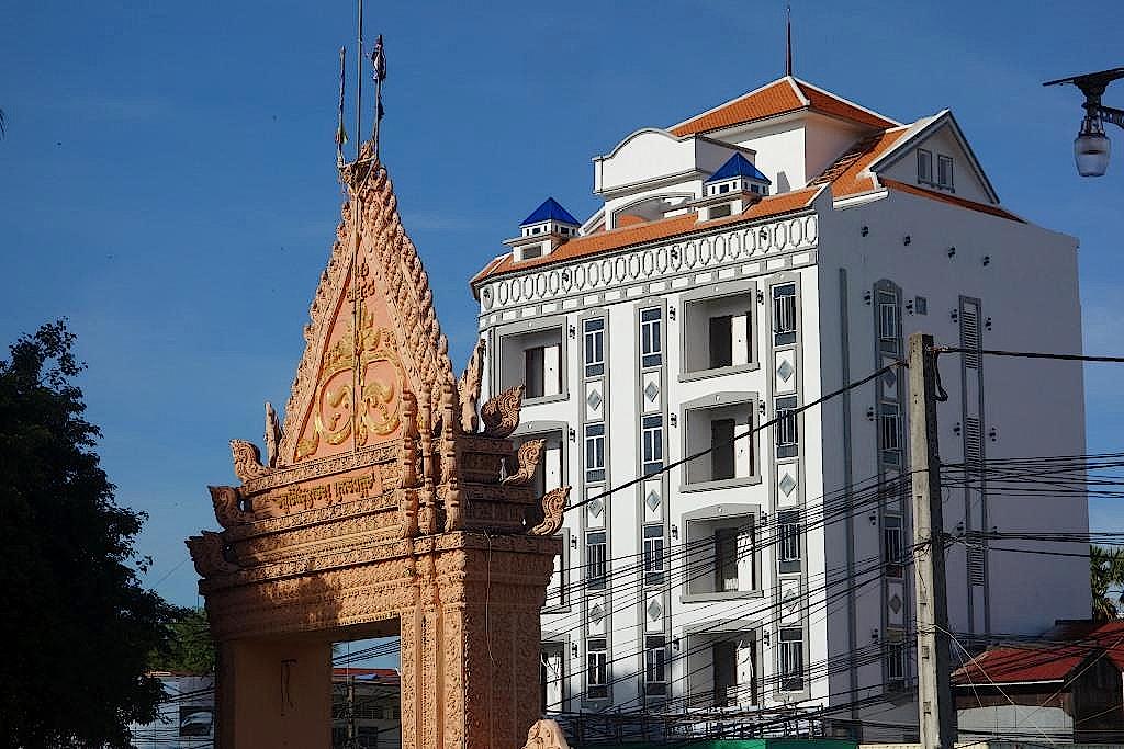 Kambodscha-Kratie