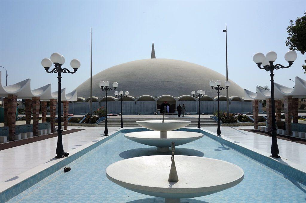 Karachi-Defense-Moschee