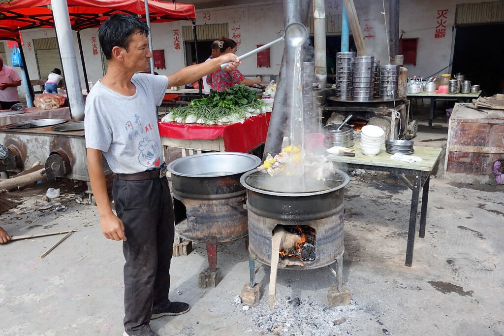 Viehmarkt-in-Kashgar-Xinjiang