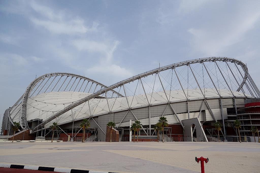 Katar-Khalifa-International-Stadion