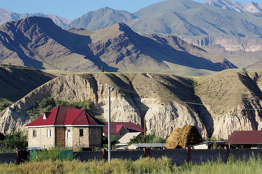 Kazarman-Kirgistan