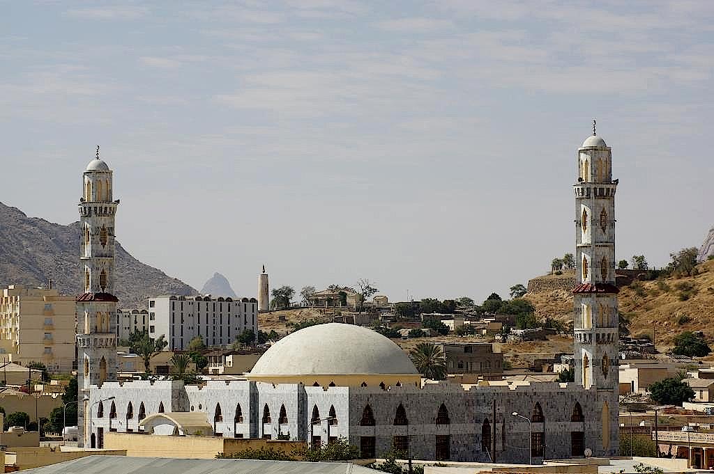 Eritrea-Keren-Moschee