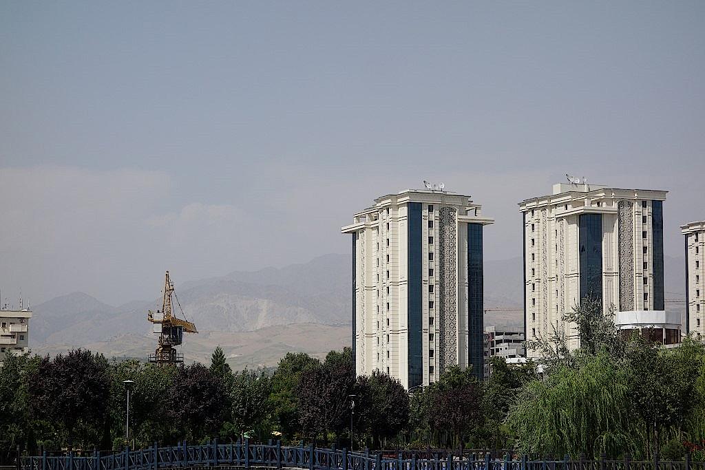 Tadschikistan-Duschanbe