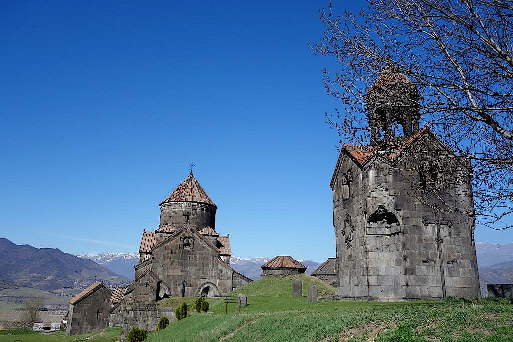 Kloster-Haghpatavank-Armenien