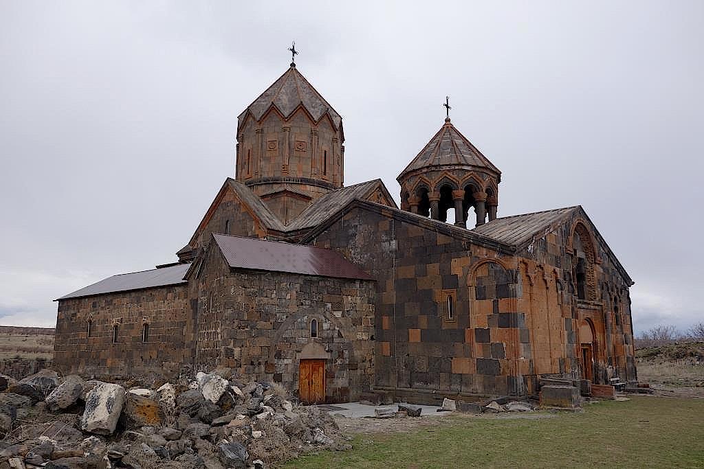 Kloster-Howhannavank-Armenien