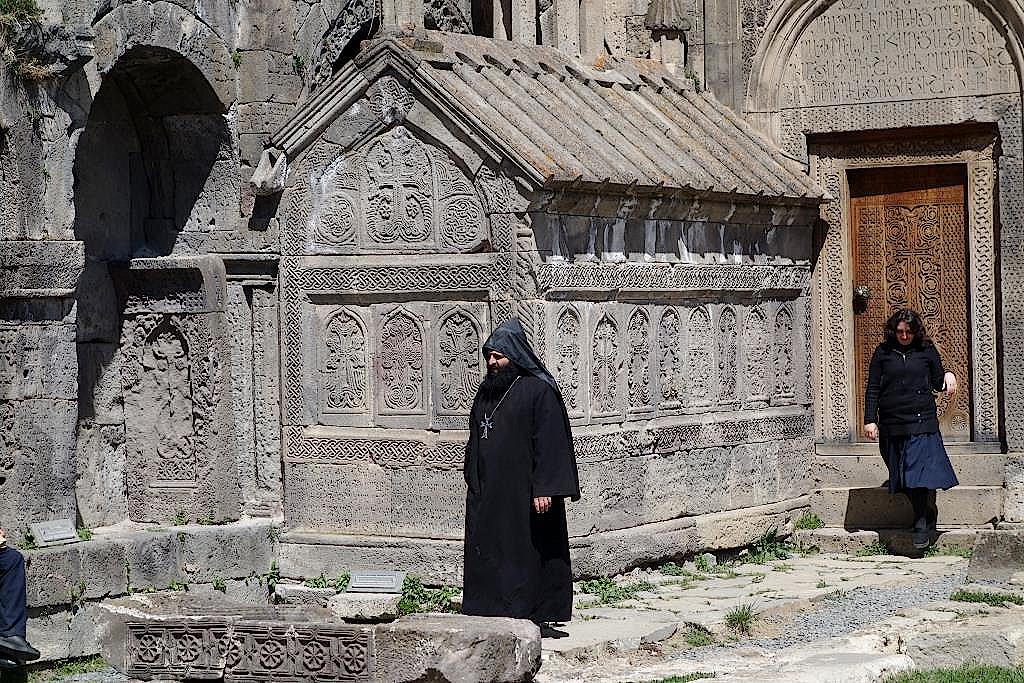 Armenien-Kloster-Tatev