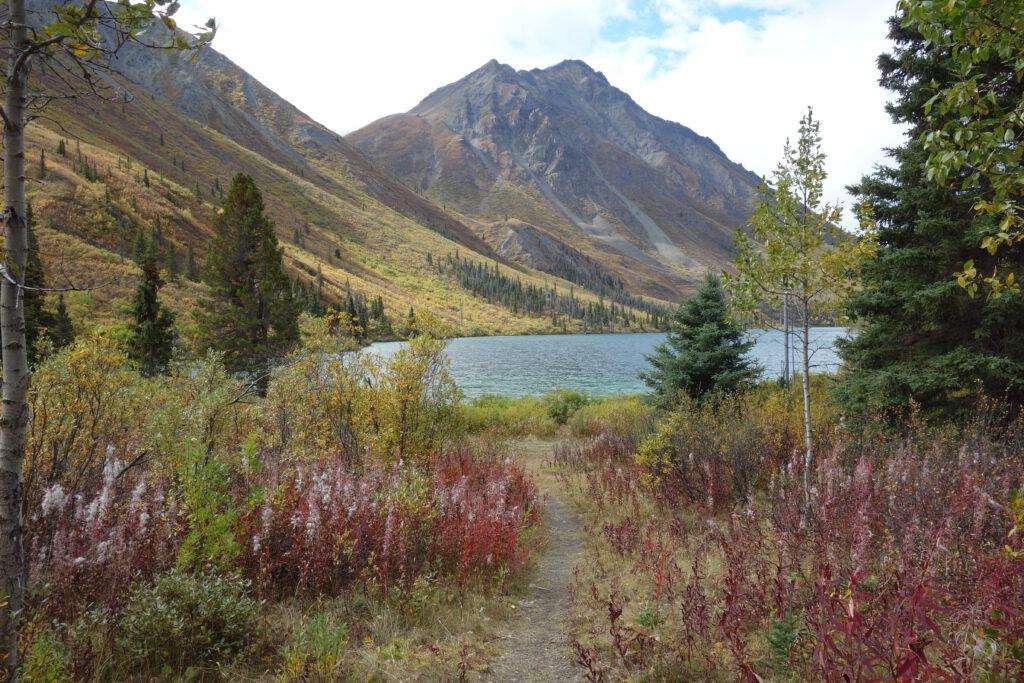 Kluane-Nationalpark-Elias-Lake