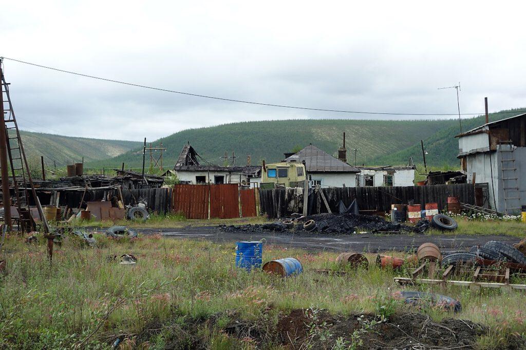 Sibirien-Kolyma-Highway