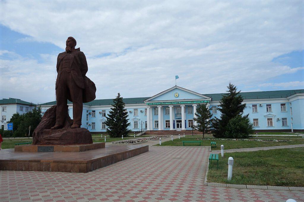 Kurtschatov-Kasachstan