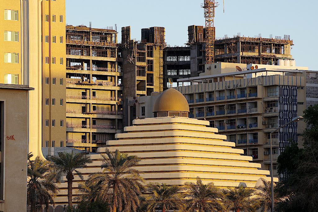 Moschee-in-Kuwait-City
