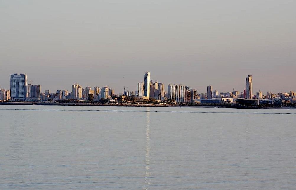 Skyline-von-Kuwait-City