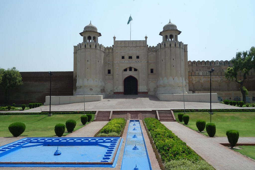 Lahore-Fort