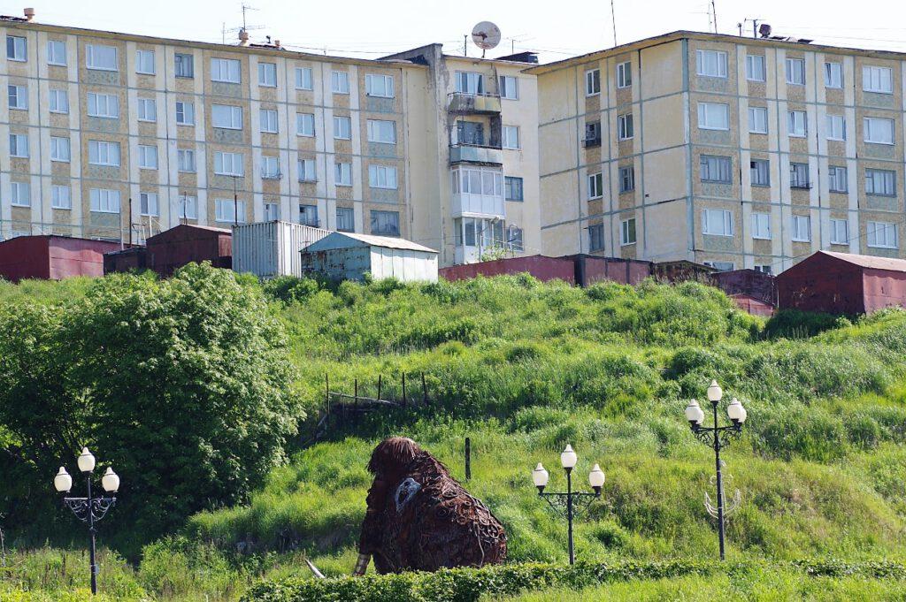 Mammut-Magadan-Sibirien