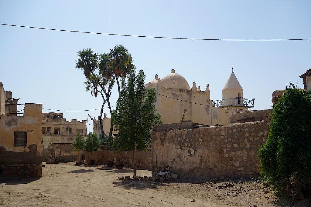 Massaua-Altstadt-Sheikh-Hanafi-Moschee