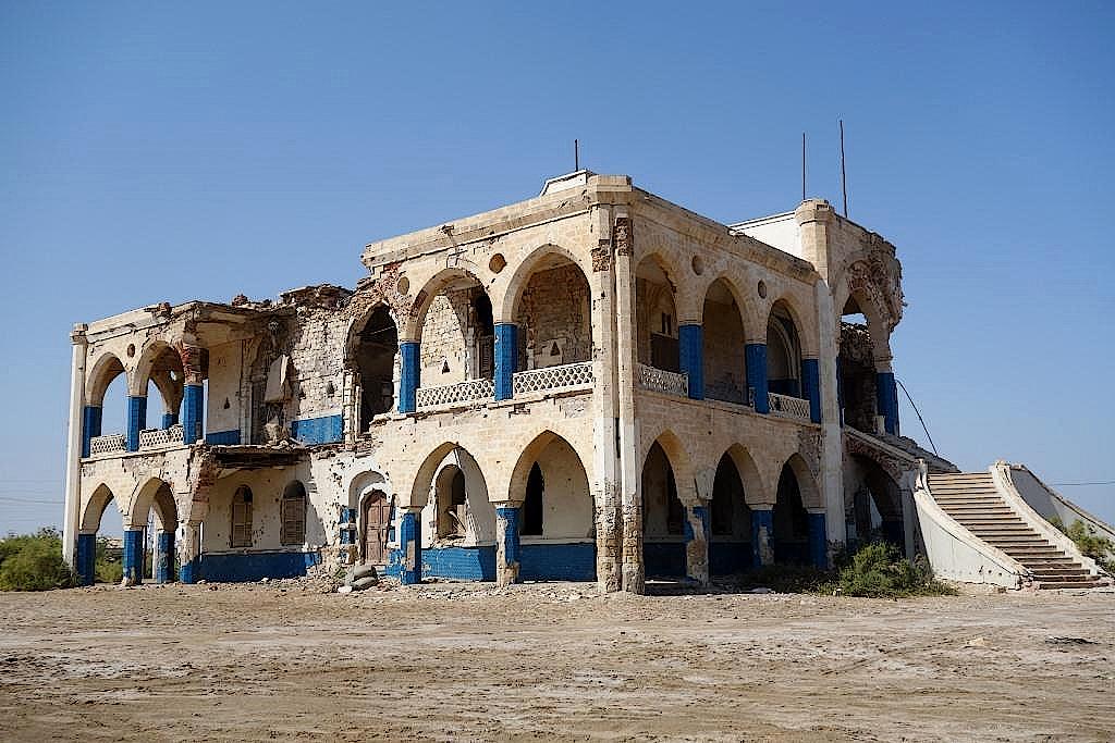 Kaiserpalast-Massaua-Eritrea