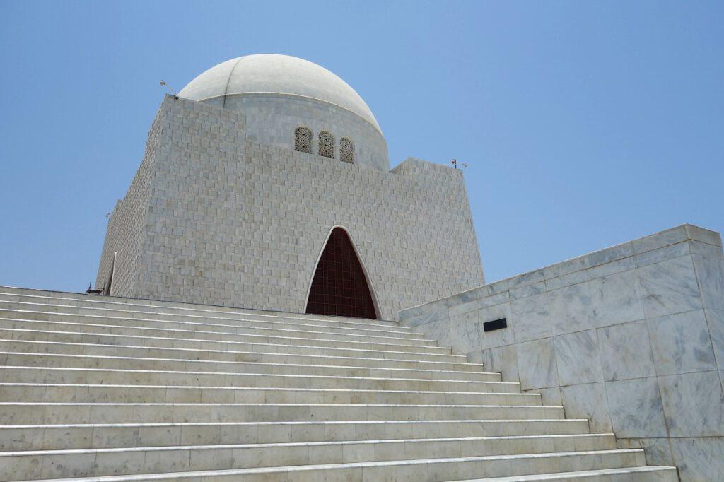 Karachi-Mausoleum-von-Ali-Jinnah