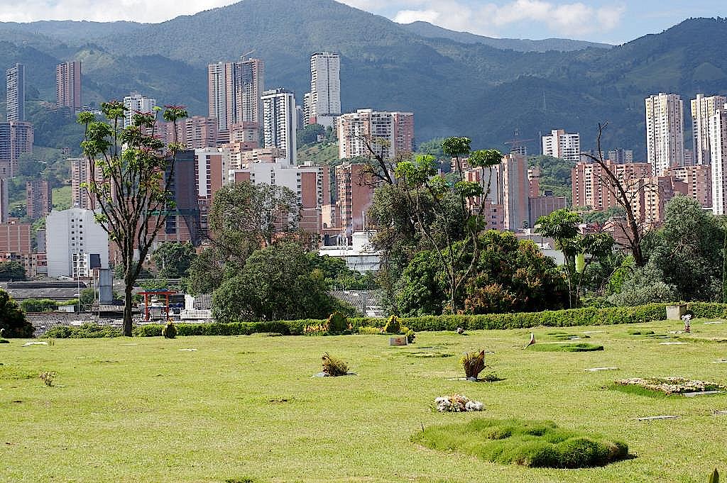 Medellin-Friedhof