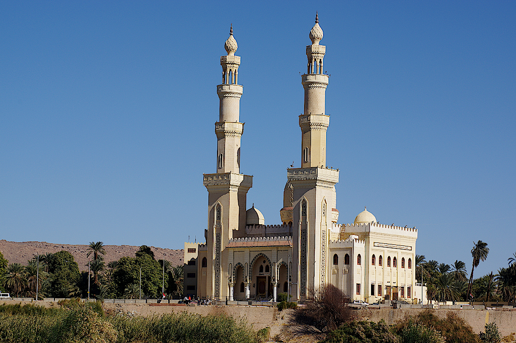 Moschee-von-Assuan