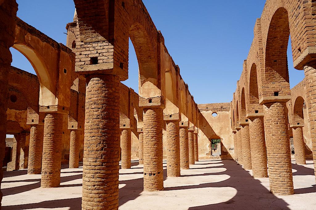 Ruinen der Moschee des Khatmiyya-Ordens