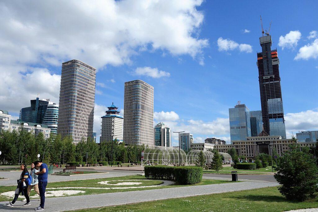 Nur-Sultan-Kasachstan