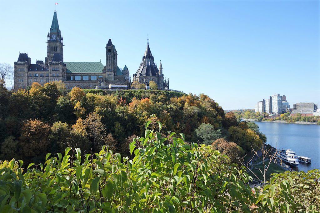 Ottawa-Parlamentshuegel