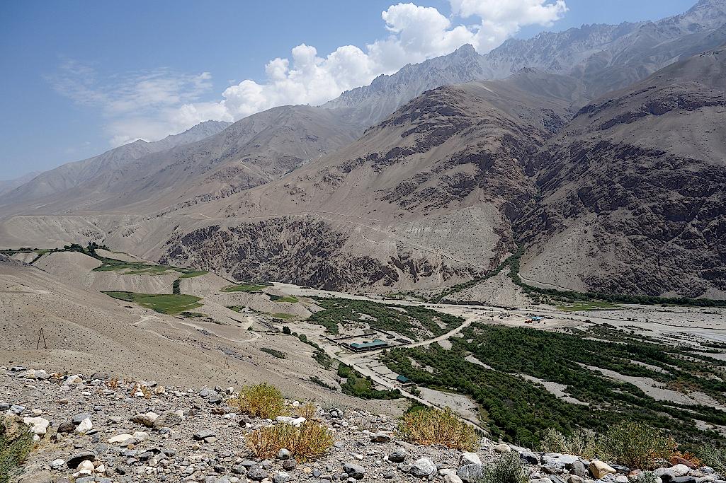 Pamir-Highway-Hochland