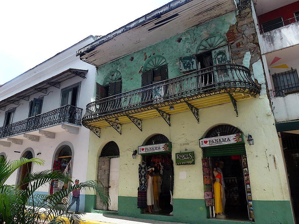 Panama-Altstadt
