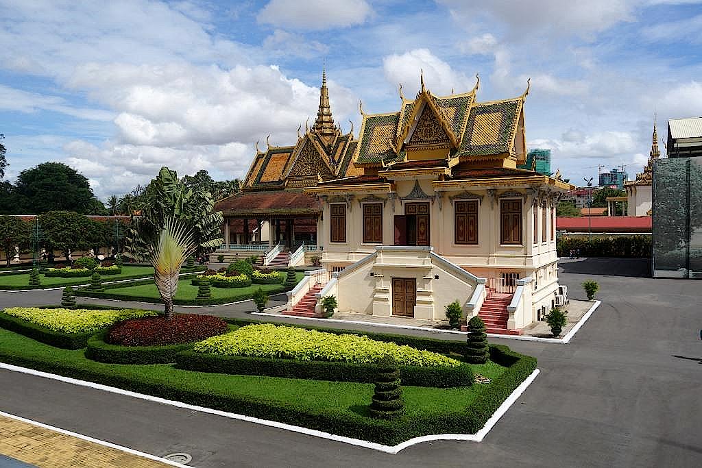 Phnom-Penh-Kaiserpalast