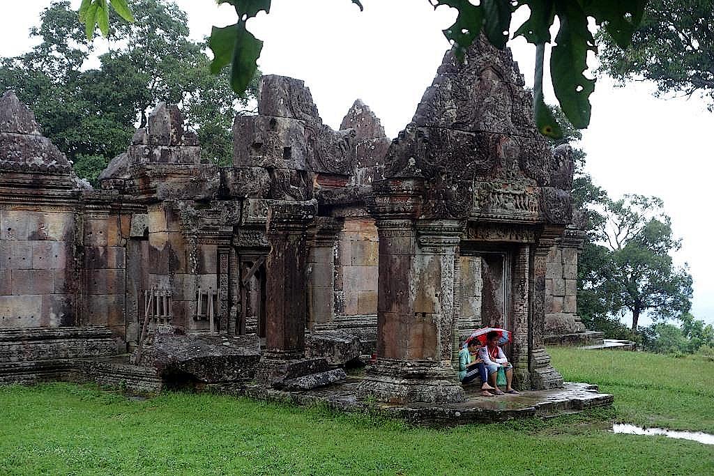 Kambodscha-Prasat-Preah-Vihear -