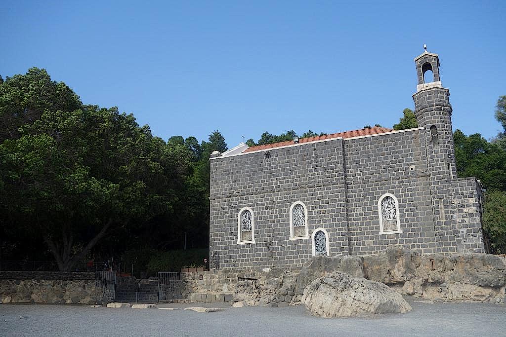 Primatskapelle-Tabgha-Israel