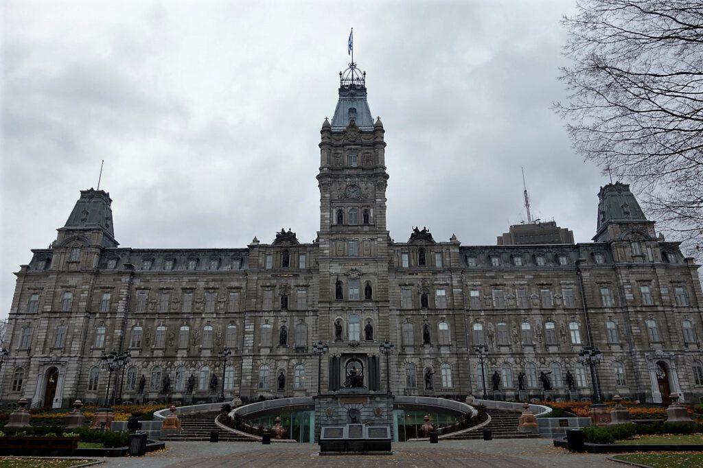 Quebec-City-Parlament