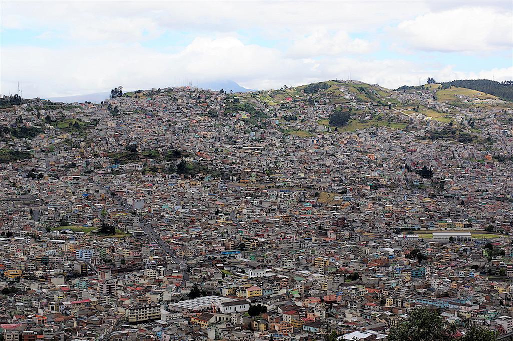 Blick vom El Panecillo