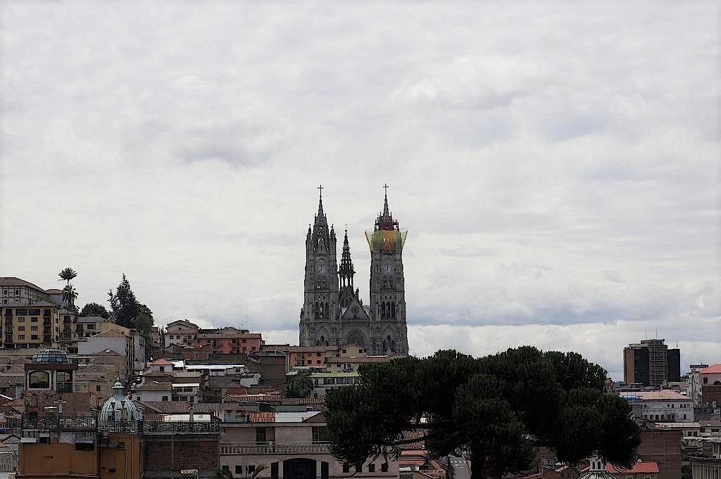 Basilika-von-Quito