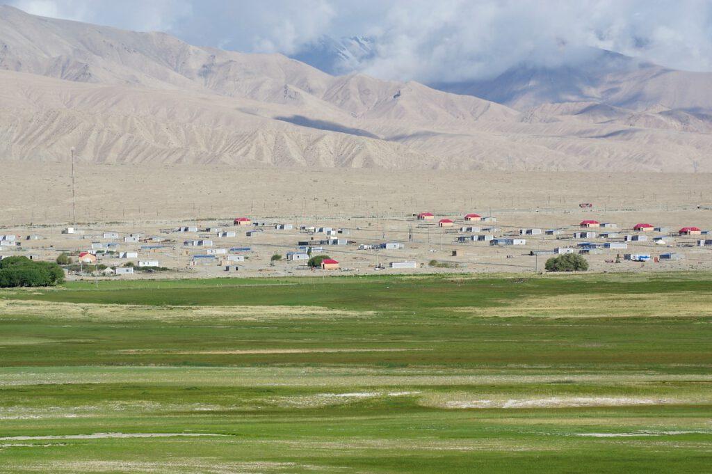 Dörfer-in-Xinjiang